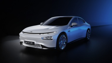 Xpeng's P7 Smart Electric Vehicle
