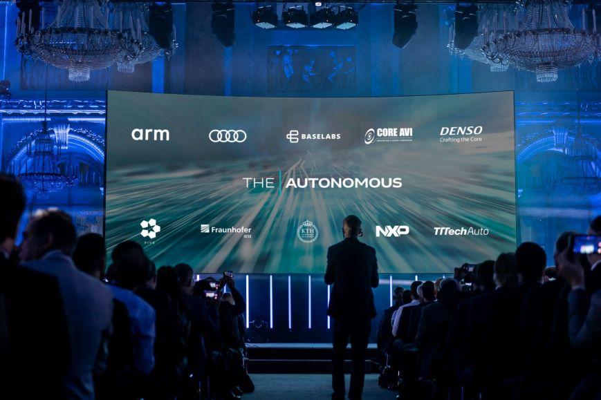 Autonomous Announcement