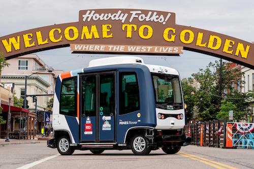 Autonomous Vehicles Colorado