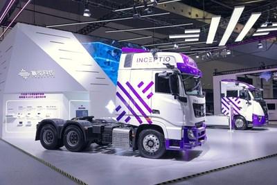 Inceptio Autonomous Truck